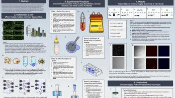 Example of an academic poster